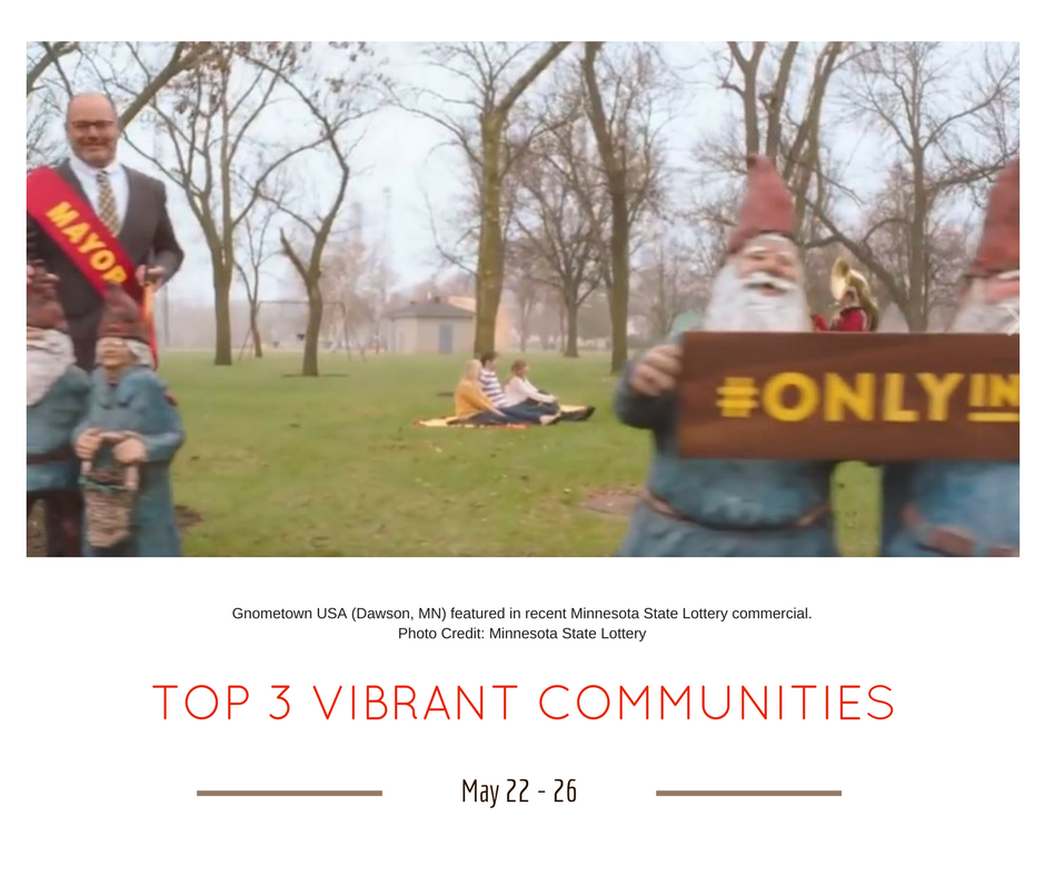 TOP 3 VIBRANT COMMUNITIES (15)