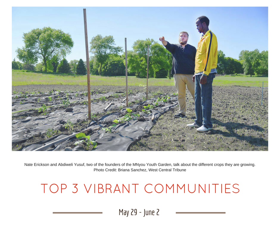 TOP 3 VIBRANT COMMUNITIES (16)