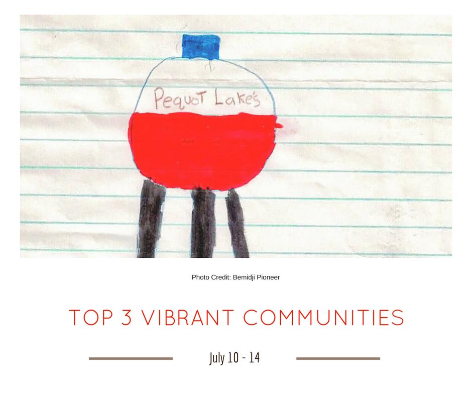 TOP 3 VIBRANT COMMUNITIES (18)