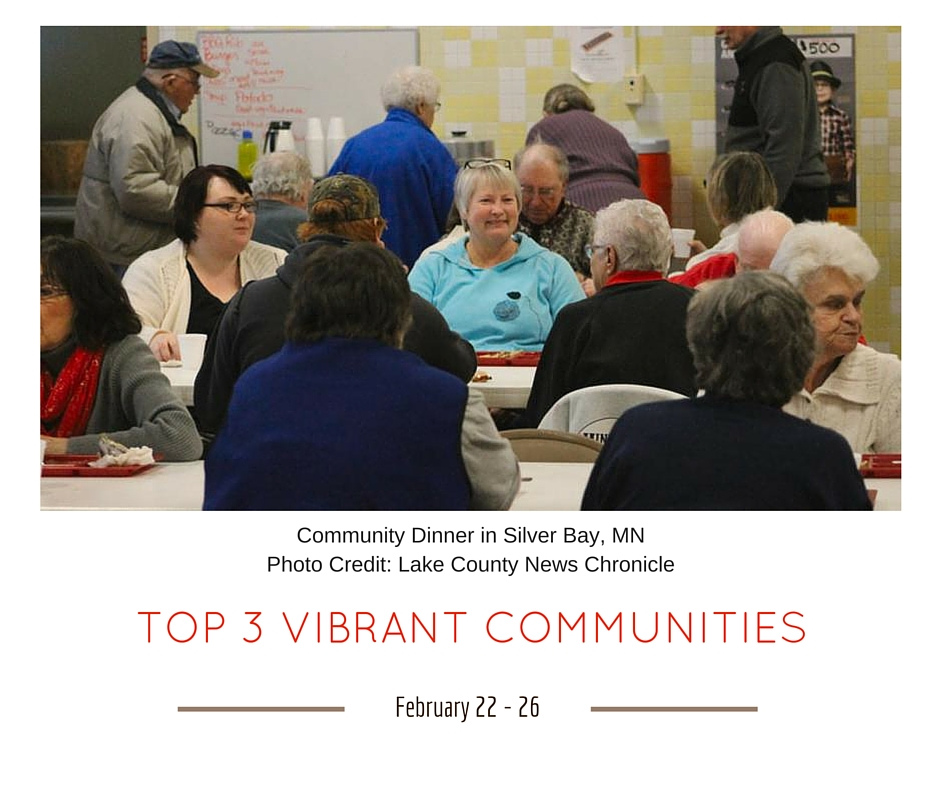 TOP 3 VIBRANT COMMUNITIES 2 26 16
