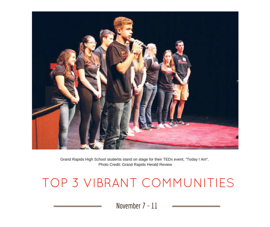 TOP 3 VIBRANT COMMUNITIES (5)