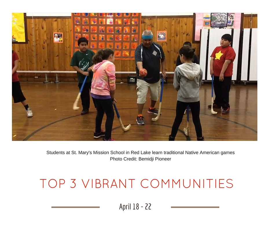 TOP 3 VIBRANT COMMUNITIES (7)