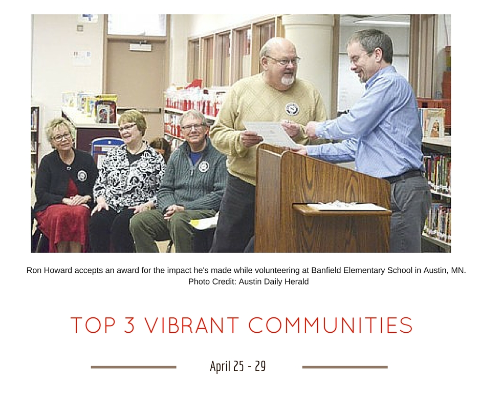 TOP 3 VIBRANT COMMUNITIES (8)