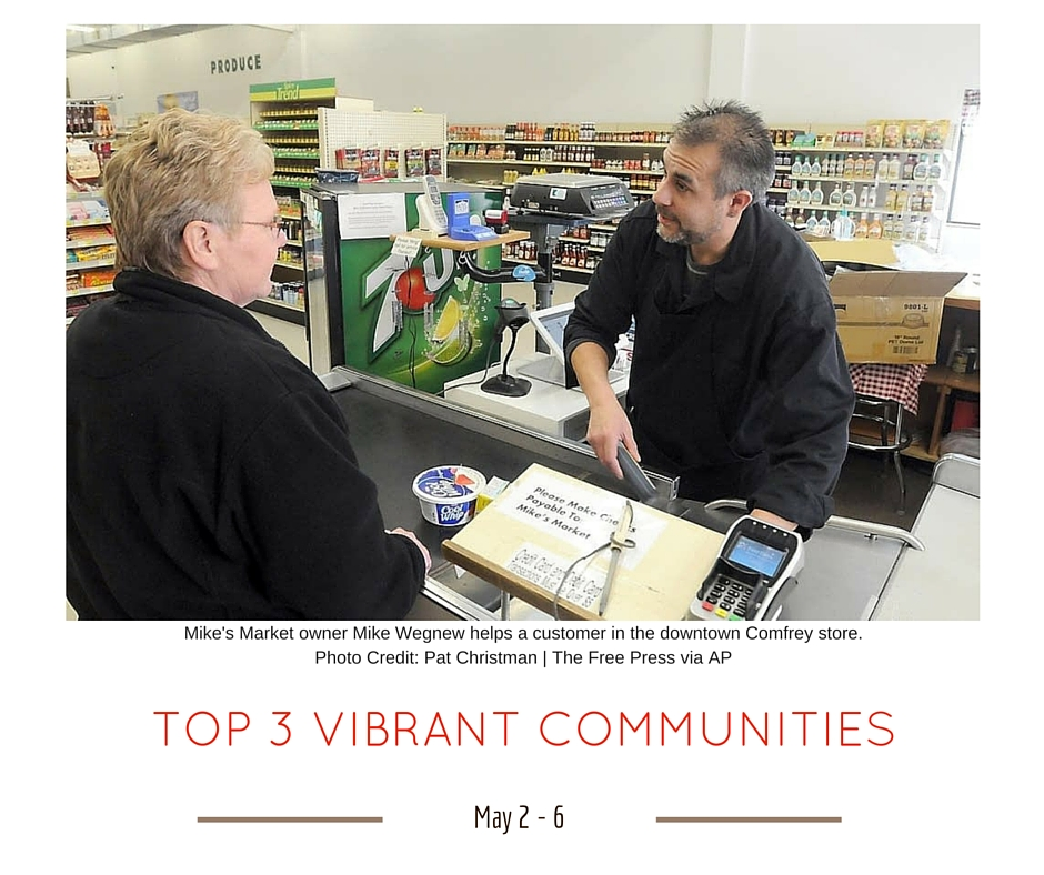 TOP 3 VIBRANT COMMUNITIES (9)
