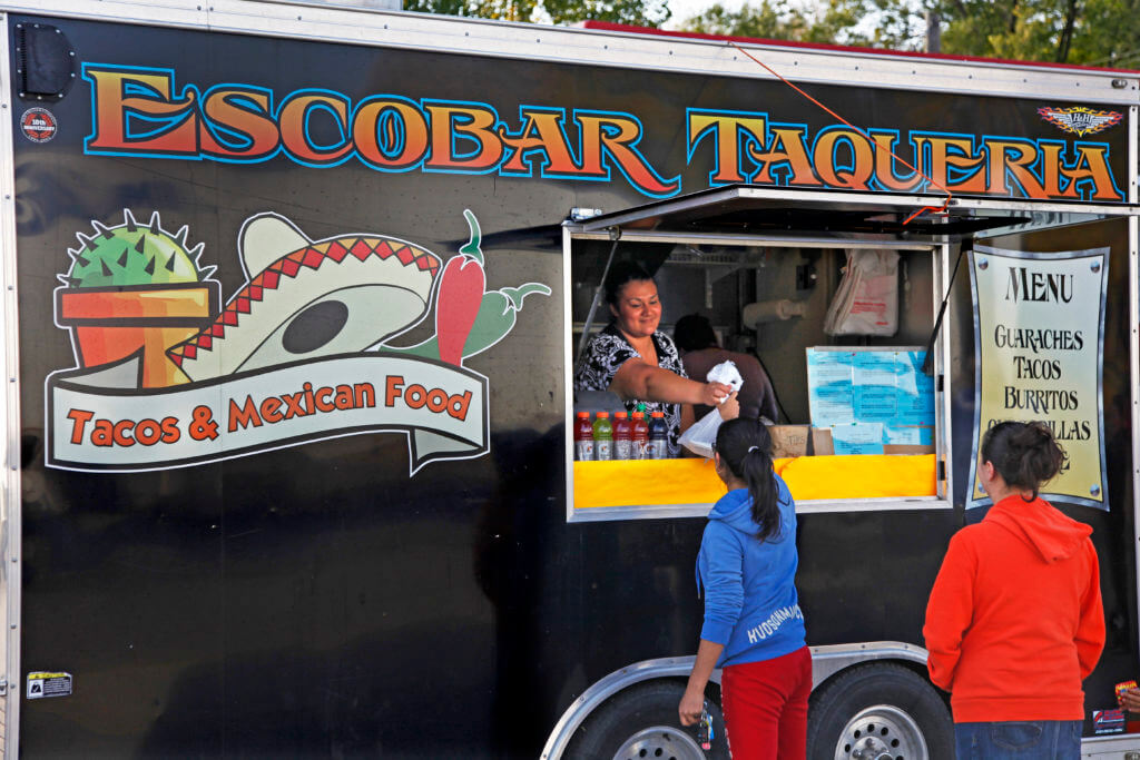 Escobar Taco Trailer in Pelican Rapids, MN