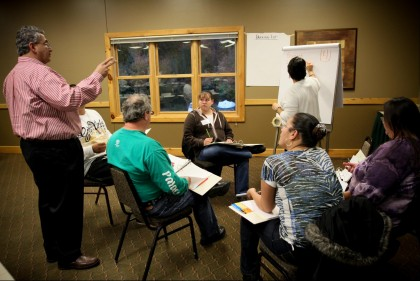 Blandin Reservation Community Leadership Program (BRCLP) Image